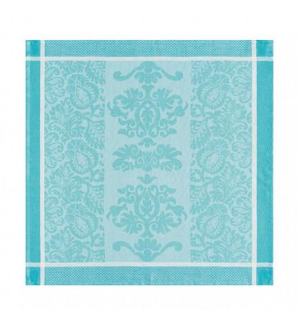Serviette de table style italien siena c ladon lin - Serviette table lin ...
