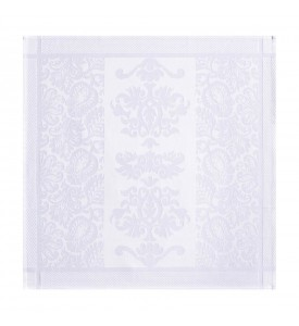Serviette de table siena blanc