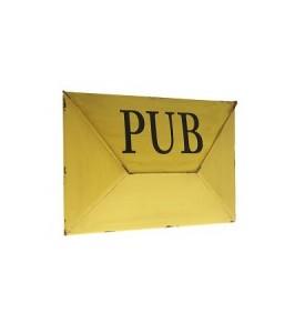 Boîte à courrier Pub
