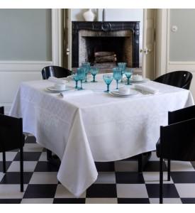 Nappe Azulejos blanc