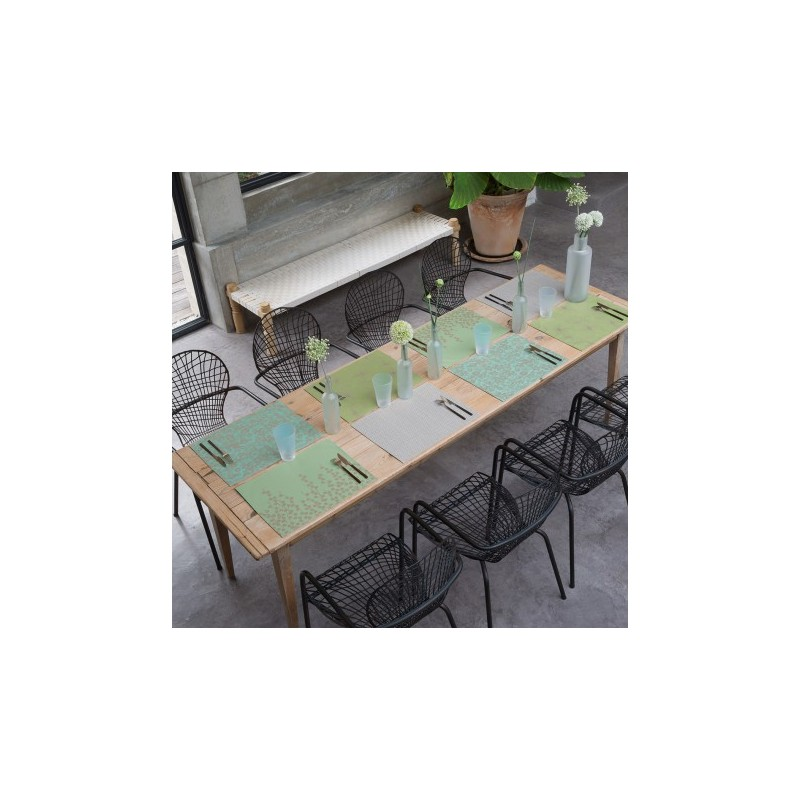 Lot de 2 sets de table A la carte