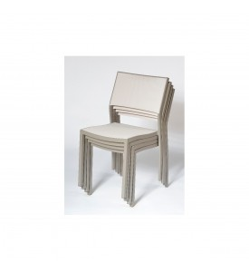 Chaise empilable Keneah