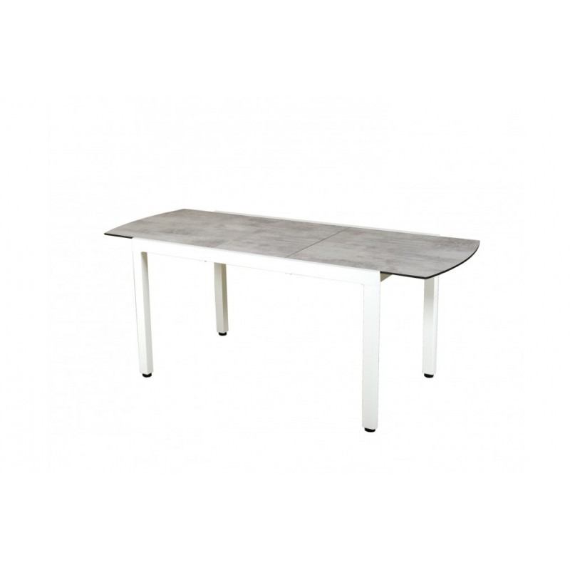 Table extensible aluminium Ticao