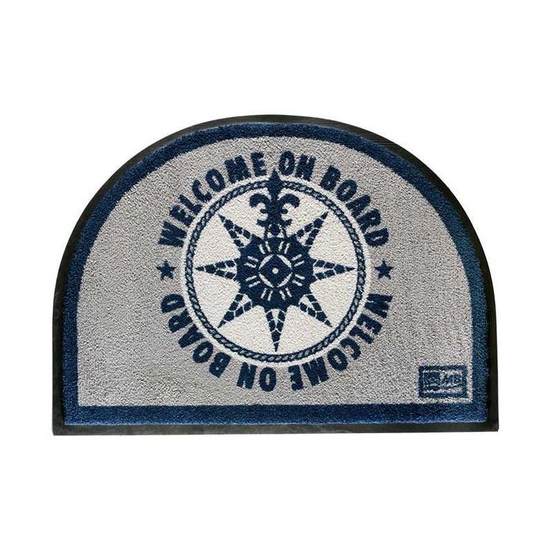 Tapis Welcome on board