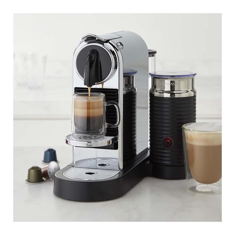 Cafeti re nespresso citiz cafeti re capsule de chez magimix - Cafetiere a capsule nespresso ...