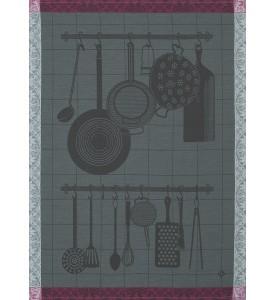 Torchon En cuisine fonte