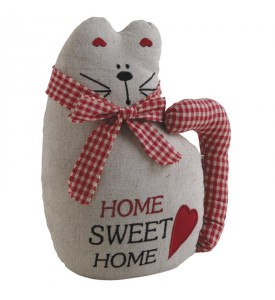 Cale porte chat home sweet home