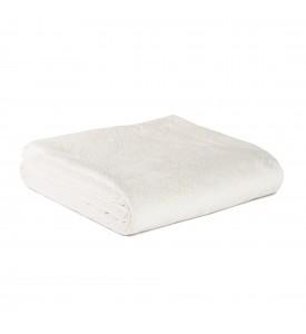 Couvre-lit Délice albâtre