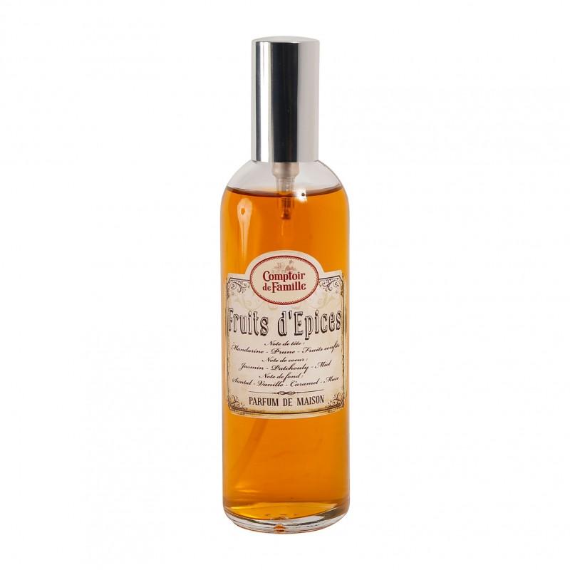 Parfum de maison Fruits d'épices