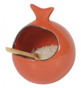 Main à sel et sa cuillère