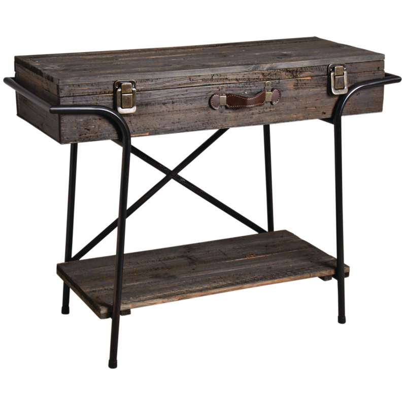 Console valise