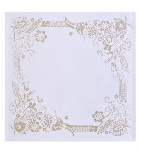 Serviette de table Haute couture