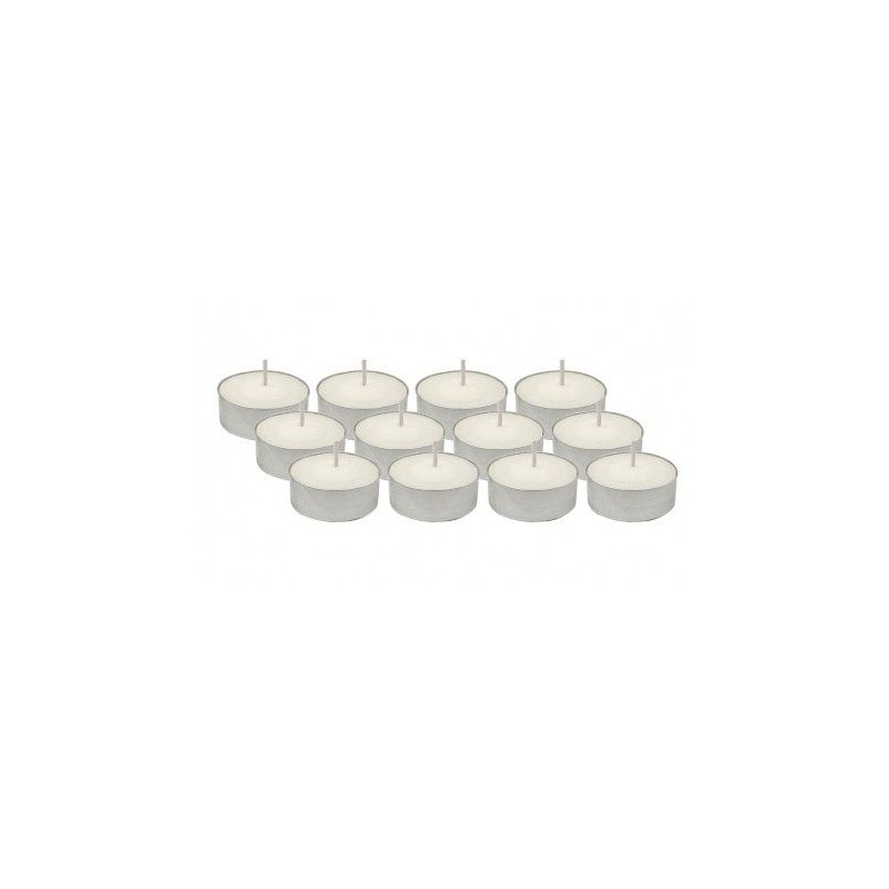 Pack 12 bougies cuisson pour raclette