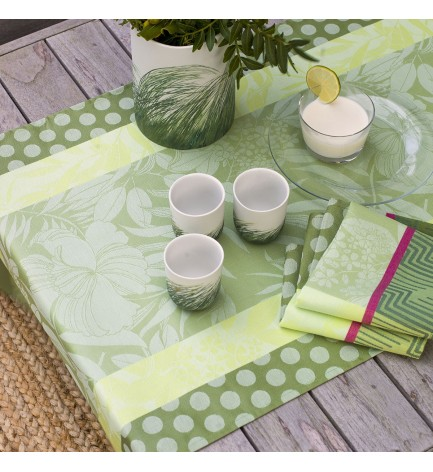 Serviette de table Nature urbaine