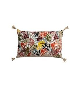 Coussin Elise campa multicolore
