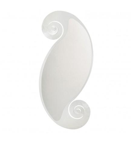 Miroir ovale Circe