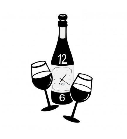 Horloge Tchin-Tchin