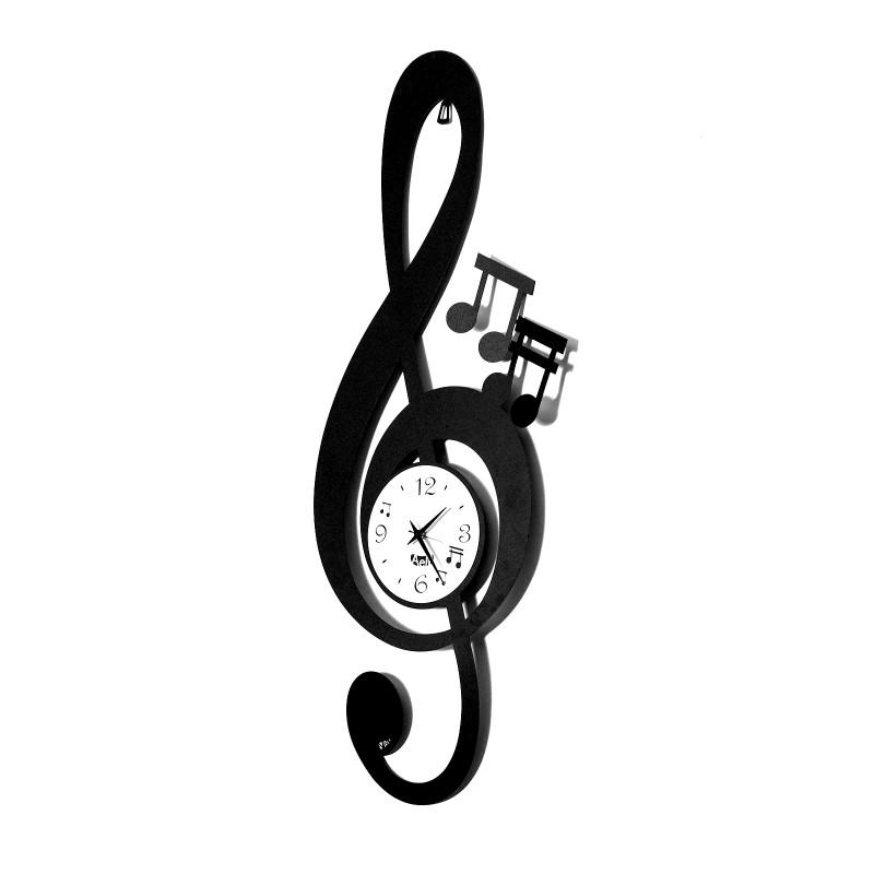 Horloge Clé de sol