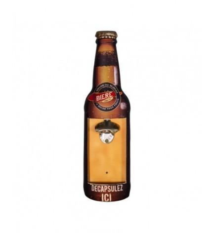 Décapsuleur bouteille de bière