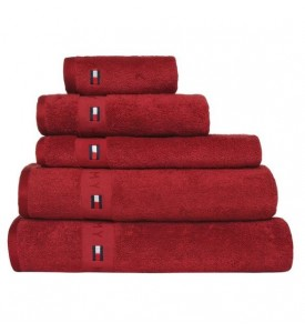 Serviette Legend red
