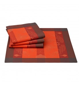 Serviette de table Bengale