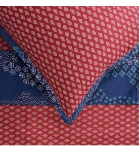 Taie d'oreiller Kimono