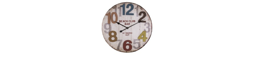 Time, clocks, clocks