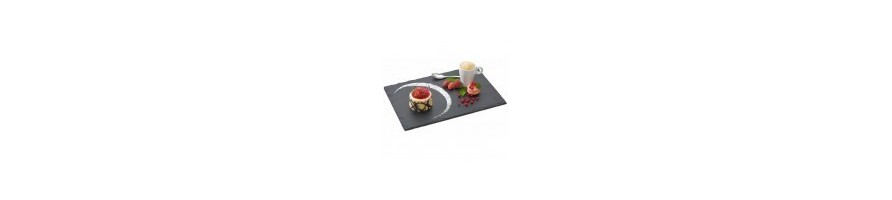 Trendy dishes at Interior Ambiances